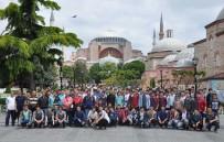 Liseli Gençler İstanbul'u Gezdi