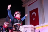 GÖRECE - Menderes'te Halk Dansları Coşkusu