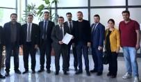 ÜLKÜCÜ - MHP'li Taşdoğan, Mazbatasını Aldı