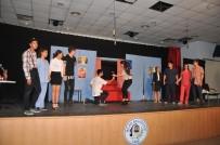 ŞEHİR TİYATROSU - Milas'ta Yetenekli Gençler Sahnede