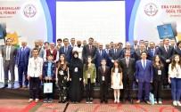 BAKAN YARDIMCISI - Milli Eğitim Bakan Yardımcısı Erdem, EBA Yarışmaları Ödül Törenine Katıldı
