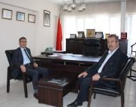 VERGİ DAİRESİ BAŞKANLIĞI - Müsevvitoğlu'ndan Aydın TÜMSİAD'a Ziyaret