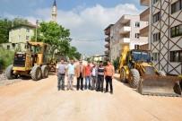 İSTİNAT DUVARI - Mustafakemalpaşa'ya Alternatif Yol