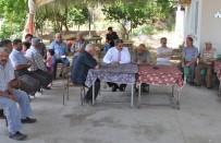 Nazilli Belediyesi Sailer Sokaklarına 2 Bin Metrekarelik Parke Taşı Döşedi