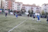 ÖMER HALİSDEMİR - Niğde Belediyesi Şehit Ömer Halisdemir Futbol Turnuvası Sona Eriyor