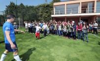 TRABZONSPOR - O Çocuklar Fenerbahçe Antrenmanında