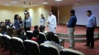 BALIKESİR VALİLİĞİ - Öğrenciler Hastaneye Solunum Cihazı Bağışladı