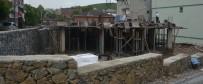 OKUMA SALONU - Orhangazi Semt Konağı İnşaatı Hızla Devam Ediyor