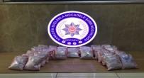 UYUŞTURUCU - Otomobilin Bagajından 35 Kilo Eroin Çıktı
