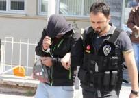 Parkta Uyuşturucu Operasyonu Açıklaması 2 Gözaltı