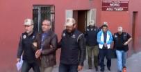 PKK/KCK Operasyonunda HDP Eski İl Başkanı Ve 3 Kişi Gözaltına Alındı