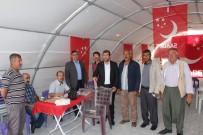 Samsat'ta Saadet Partisi İlçe Olağan Kongresi Yapıldı