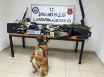 KARAKÖPRÜ - Şanlıurfa'da Uyuşturucu Operasyonunda 1 Kişi Yakalandı