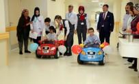 HASTANE - Şehir Hastanesinde Çocuklara Özel Uygulama