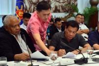 MECLIS BAŞKANı - Sıkı Yönetim Yasasını İmzaladı