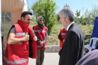 BASIN MENSUPLARI - Sincan Belediyesi Şehit Ailelerini Yalnız Bırakmıyor