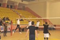 MEHMETÇIK - Siverek'te Düzenlenen Voleybol Turnuvası Sona Erdi