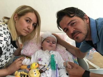 SMA Hastası Duru Bebeğin Yaşaması İçin İlaca İhtiyacı Var