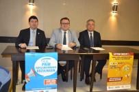 SMMMO Başkanı Metin Yalçın Açıklaması 'Vergi Yapılandırmanız Bozulmasın'