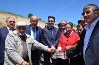 Söğüt Meslek Yüksekokulu Ek Binasının Temel Atma Töreni Gerçekleştirildi