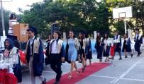 CUMHURIYET - Söke Cumhuriyet Anadolu Lisesi 10. Dönem Mezunlarını Uğurladı