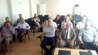 TAHSIN KURTBEYOĞLU - Söke Eğitim Vakfı (SÖKEV) Genel Kurulu Yapıldı