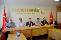 BAĞIMLILIK - SP Genel Başkan Yardımcısı Mustafa İriş'ten Termik Santral Açıklaması