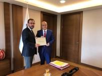 İSMAIL AYDıN - Spor Toto'dan İznik Belediyesi'ne 400 Bin Lira Hibe