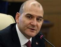 BASIN MENSUPLARI - Süleyman Soylu'dan açlık grevleri açıklaması
