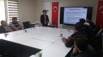 KANALİZASYON - Teski Personeline Meslek Hastalıkları Eğitimi