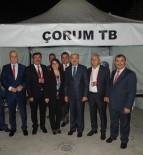 MECLIS BAŞKANı - TOBB Genel Kurulunda Ticaret Borsası'nın Standına Ziyaretçi Akını