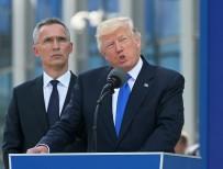 DONALD TRUMP - Trump'tan NATO Liderler Zirvesi'nde Terör Vurgusu