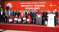 Türkiye'nin İlk Kadın Seyisleri Mezun Oldu