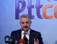 MOBİL İLETİŞİM - Ulaştırma, Denizcilik ve Haberleşme Bakanı Arslan: PTT'ye bu sene 5 bin kişi alacağız