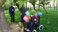 ALABALIK - 19 Yaşındaki Mine Hayatının En Mutlu Gününü Yaşadı