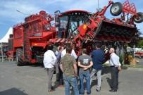 SÜT ÜRÜNLERİ - 500 Bin Euroluk Makine Fuarın Gözdesi Oldu