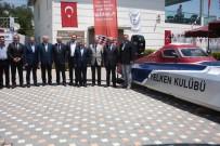 RAMAZAN AKYÜREK - Adana'da Dünya Offshore Şampiyonası Heyecanı