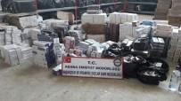 ADANA EMNİYET MÜDÜRLÜĞÜ - Adana'da Kaçakçılık Operasyonu