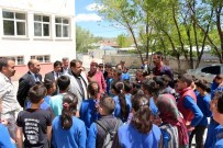 Ağrı Milli Eğitim Müdürü Turan, İlçelerde İncelemelerde Bulundu