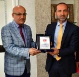 YAŞAM MÜCADELESİ - Ahmet Çamyar'a BİK Ödülü