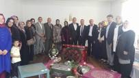 YASIN ÖZTÜRK - Akçakoca'da Ahşap Boyama Kursu Sergisi Açıldı