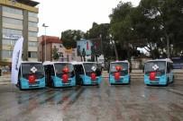GÖKHAN KARAÇOBAN - Alaşehir'in Toplu Ulaşımına Yeni Araç Takviyesi