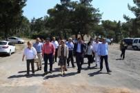 KÜTÜPHANE - Antalya'ya 15 Yataklı ÇEMATEM Yolda