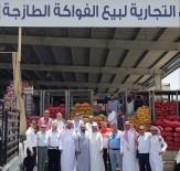 UÇAK SEFERLERİ - Antalya Yaş Meyve Sebzede 2 Milyar Dolarlık Pazara Kilitlendi