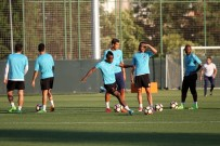 CENGIZ AYDOĞAN - Aytemiz Alanyaspor'da Galatasaray Maçı Hazırlıkları Sürüyor