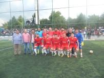 SAĞLIK GÖREVLİSİ - Bahar Kupası Şampiyonu Şehitlik