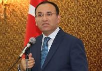 KURA ÇEKİMİ - Bakan Bozdağ Kılıçdaroğlu'nu Topa Tuttu