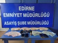 EDİRNE - Bankadan 56 Bin Lirasını Çekip Dolandırıcılara Teslim Etti