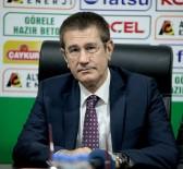 GİRESUN - Başbakan Yardımcısı Nurettin Canikli'den Giresunspor'a Ziyaret