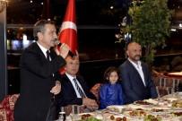FULDEN URAS - Başkan Ataç Medikal Destek Yemeğine Katıldı